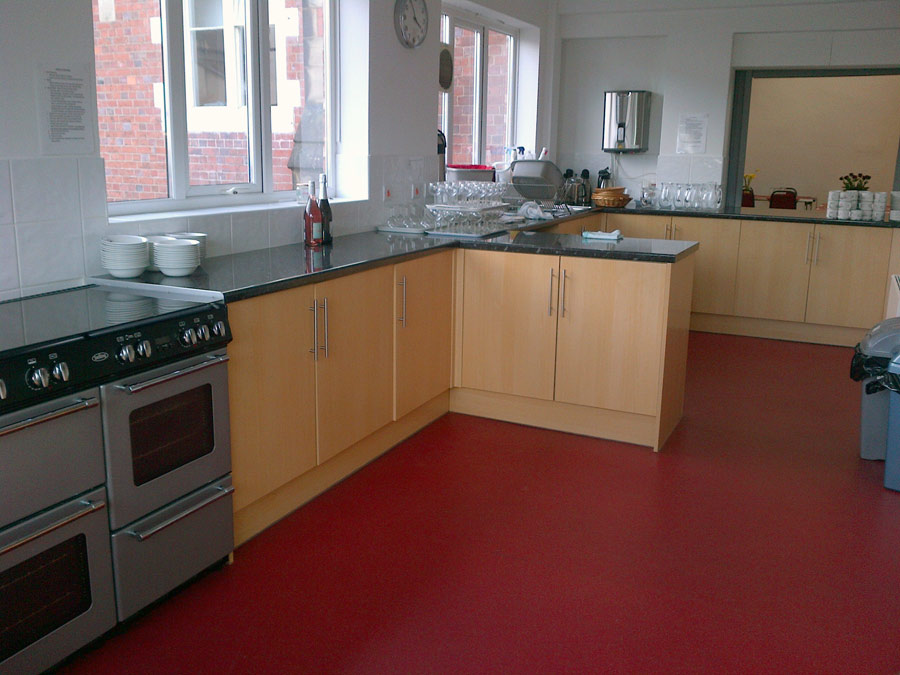 Community Hall Kitchen